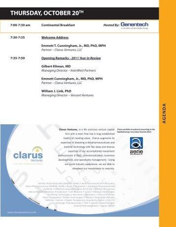 View PDF - Ophthalmology Innovation Summit (OIS)