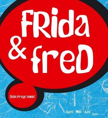 April Mai Juni - FRida & freD