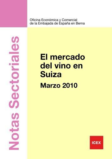 El mercado del vino en Suiza - Academia-vinhaevinho.com