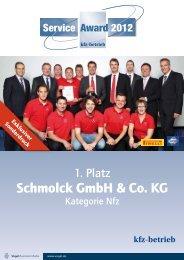 kfz-betrieb - Schmolck