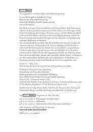Herausgegeben von Peter Bekes und Volker Frederking ...