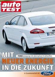 MIT NEUER ENERGIE IN DIE ZUKUNFT - Auto-Eder GmbH