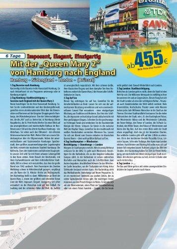Die Queen Mary 2 - Reisemail24