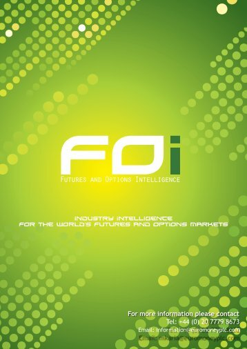 FOI Brochure