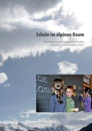 Informationen zum Projekt - Schule alpin