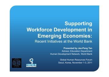 TC 3-1. Jee-Peng Tan.. - Global HR Forum