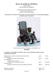 Fauteuil roulant électrique : le POSITELEC 90 - Gecif.net