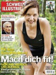 Mach dich fit - Sarah Hildebrand