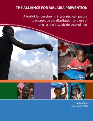 (AMP) Toolkit - The Alliance for Malaria Prevention