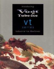 VT General Info (pdf) - Vogt Tube Ice