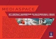 Baggrund, visioner og indhold (pdf) - Urban Mediaspace Aarhus