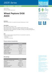2005 Series Wheat Peptone E430 AI233 - TekniScience.com