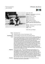 Fahrraddiebe Vittorio de Sica - Deutsches Filminstitut - DIF