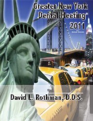 Annual Session - Greater New York Dental Meeting