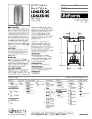 LFO-LeD-012 - Prescolite