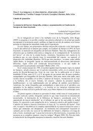 ponencia completa - Instituto de Altos Estudios Sociales