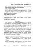Vodovodní řad na pp č. 319/1 v k.ú. Dubice nad Labem - Statutární ... - Page 4