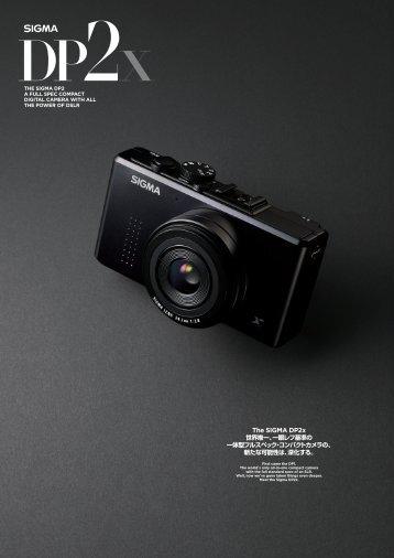The SIGMA DP2x