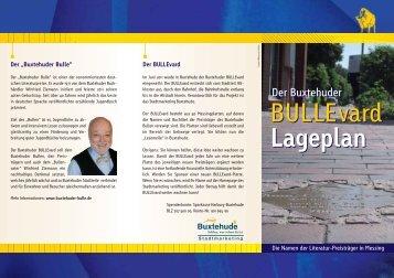 Wegweiser BULLEvard als Download - Stadtmarketing Buxtehude