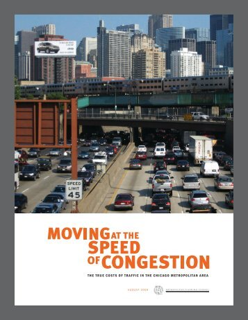 Moving at the Speed of Congestion