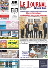 705 - Journal de Saint Barth