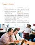 Brochure MBA - Business School Netherlands - Page 6