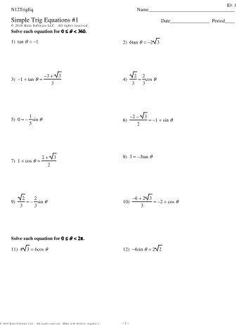 Mrs. Belcher - Accelerated Math 3