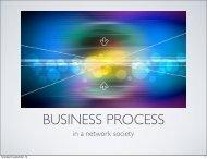 Business process in network society - Per Flensburgs hemsida