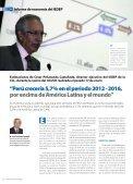 Entrevista a César Villanueva Buenas perspectivas turísticas - Page 6
