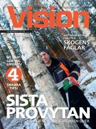 Vision nr 1-2012 - Skogforsk