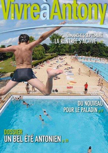 10 Au Quotidien n°248 - Juillet/Août 2010 - Antony