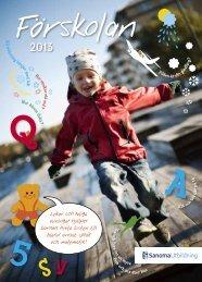 Förskolan i pdf-format - Sanoma Utbildning