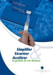 pour télécharger la brochure - bioMérieux