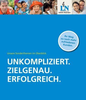 2012 Anzeigenschluss 7 Tage vor Erscheinen - Luebecker ...