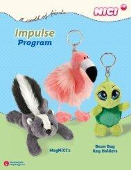 Bean Bag Key Holders - PageSuite