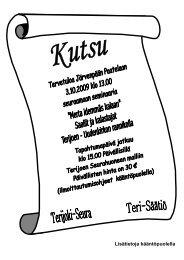 Kutsu - Terijoki