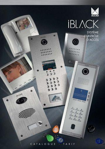 CATALOGUE iBLACK.pdf - Alcad