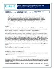 Ovarian and Internal Iliac Vein Embolization as a Treatment of Pelvic ...