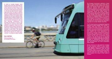 urban mobility - Socialists & Democrats