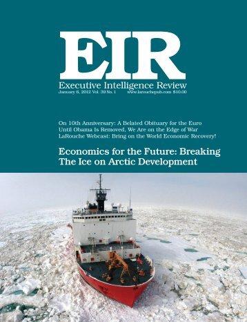 Breaking The Ice on Arctic Development - Executive Intelligence ...