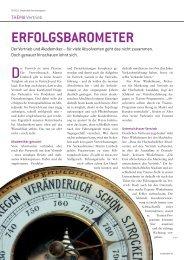ERFOLGSBAROMETER - Martin Limbeck