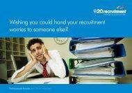 RPO brochure - 9-20 Recruitment