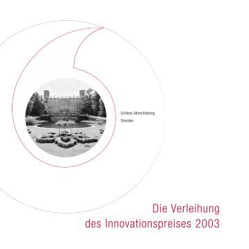 Download Dokumentation 2003 als PDF-Format - Vodafone Stiftung ...