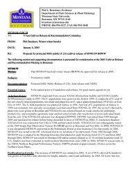 MT00159 - Department of Plant Sciences & Plant Pathology ...