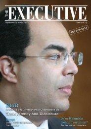 Corporate Governance - EIoD