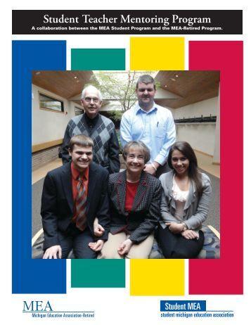 Student Teacher Mentoring Program - Michigan Education Association