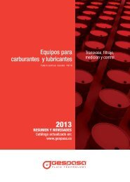 Catálogo General 2013 - resumen