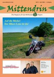 Auf die Böcke! Der Biker-Lenz ist da! - mittendrin-s5.de