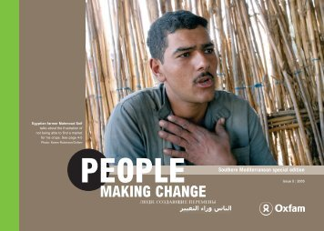 People Making Change - Palestinian Center for Human Rights