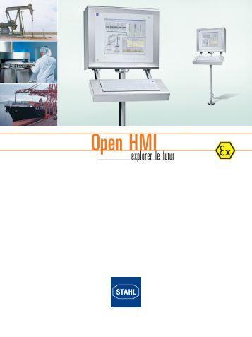 Open HMI - explorer le futur - r. stahl